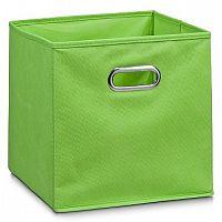 Box úložný flísový zelený E304