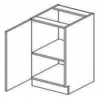 D50L dolní skříňka jednodvéřová MERLIN
