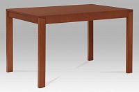 Jídelní stůl dřevěný rozkládací 120 x 80 cm dekor třešeň (T-4645) BT-6745 TR3 AKCE