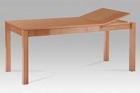 Jídelní stůl rozkládací v barvě buku BT-4676 BUK3