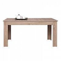 Jídelní stůl rozkládací v moderním dubovém provedení GRAND typ 12