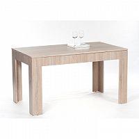 Jídelní stůl rozkládací v moderním provedení dub ADMIRAL