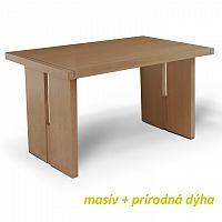 Jídelní stůl v luxusním dřevěném provedení dub CIDRO
