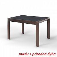 Jídelní stůl v moderním dřevěném provedení wenge JANADAN