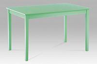 Jídelní stůl zelený YAT676 GRN