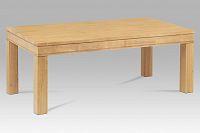 Konferenční stolek dřevěný 120x60 cm dekor dub TC-5628 OAK1