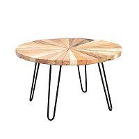 Konferenční stolek kulatý Sunny, 80 cm