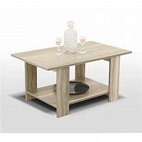 Konferenční stolek v moderním dubovém provedení DEREK