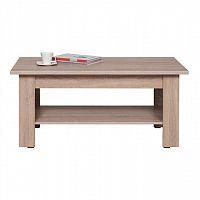 Konferenční stolek v moderním dubovém provedení GRAND typ 19