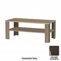 Konferenční stolek v moderním provedení wenge INTERSYS NEW 22