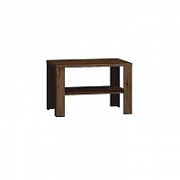 konferenční stolek v moderním tmavém provedení dubu lefkas TEDY T23