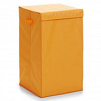 Koš na prádlo oranžový E144