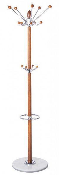 Kovový stojanový věšák 176 cm v dekoru hruška typ CR 27 KN1012