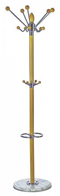 Kovový stojanový věšák 176 cm v dekoru olše typ CR 27 KN1012