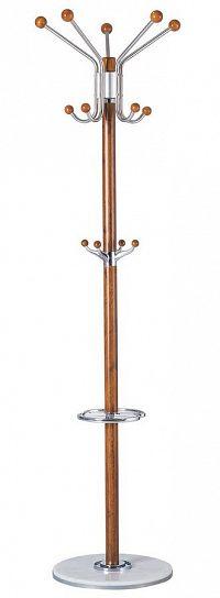 Kovový stojanový věšák 178 cm v dekoru hruška typ CR 39 KN1015