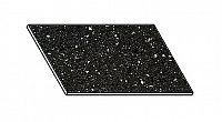 Kuchyňská pracovní deska 30 cm ANDROMEDA černá