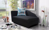 Malá rozkládací pohovka s úložným prostorem s možností výběru barvy KN1206