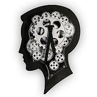 Nástěnné hodiny Brainwork, 31 cm
