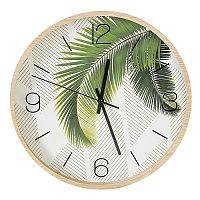 Nástěnné hodiny Exotic, 33 cm