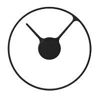 Nástěnné hodiny Stelton Time, 30 cm, šedá