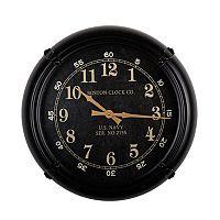 Nástěnné hodiny Vintage, 51 cm