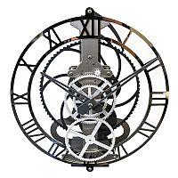 Nástěnné / stolní hodiny Mechanic, 34 cm