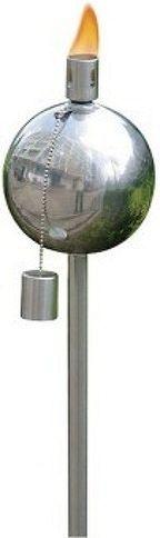 Olejová zahradní pochodeň- koule