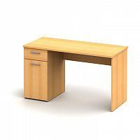 PC stůl v jednoduchém moderním provedení buk EGON