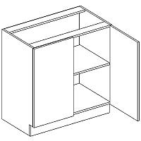 Skříňka dolní OLIWIA D80