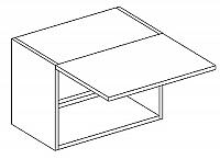 Skříňka horní digestořová 50cm v. 36cm LAURA W50 OKGR