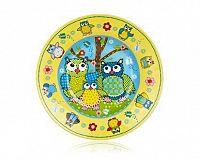 Talíř dětský hluboký OWLS 20 cm