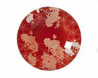 Talíř skleněný hluboký VALENTYNE 24,1 cm
