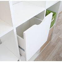 Zásuvka v moderním bílém provedení Tofi BOX NEW