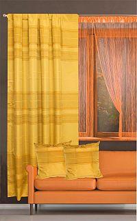 Forbyt, Hotový závěs, Hilton 150 cm, béžový 150