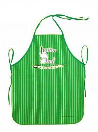 Forbyt, Zástěra dětská, Junior Chef, zelená