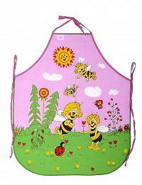 Forbyt, Zástěra dětská, Včelky, růžová