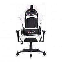 Racing chair SPEED RACER bílý