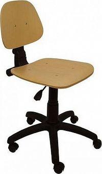 Alba Pracovní židle Eko dřevěná