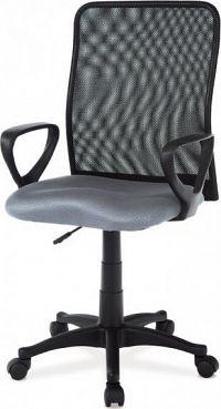 Autronic Kancelářská židle KA-B047 PINK - Růžová
