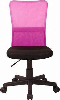Autronic Kancelářská židle KA-BORIS GREY - šedá