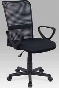 Autronic Kancelářská židle KA-N844 PINK - růžová
