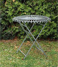 Autronic Stůl YH13002GREY