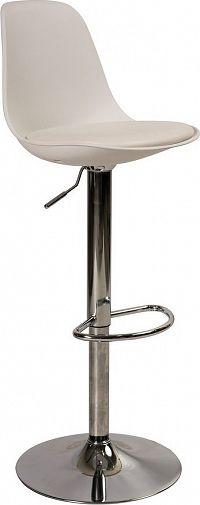 Casarredo Barová židle C-303 bílá