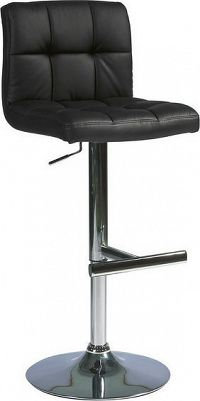 Casarredo Barová židle KROKUS C-105 černá