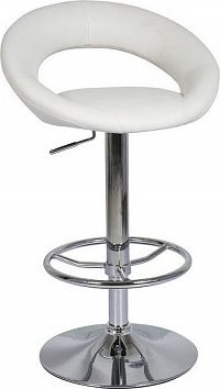 Casarredo Barová židle KROKUS C-300 bílá