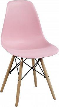 Casarredo Jídelní židle MODENA II růžová