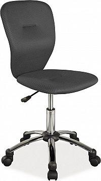 Casarredo Kancelářská židle Q-037 černá