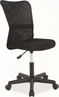 Casarredo Kancelářská židle Q-121 černá