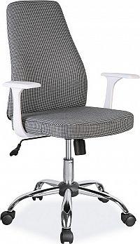 Casarredo Kancelářská židle Q-139 šedá