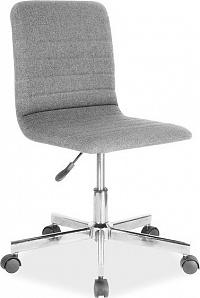Casarredo Kancelářská židle Q-M1 šedá